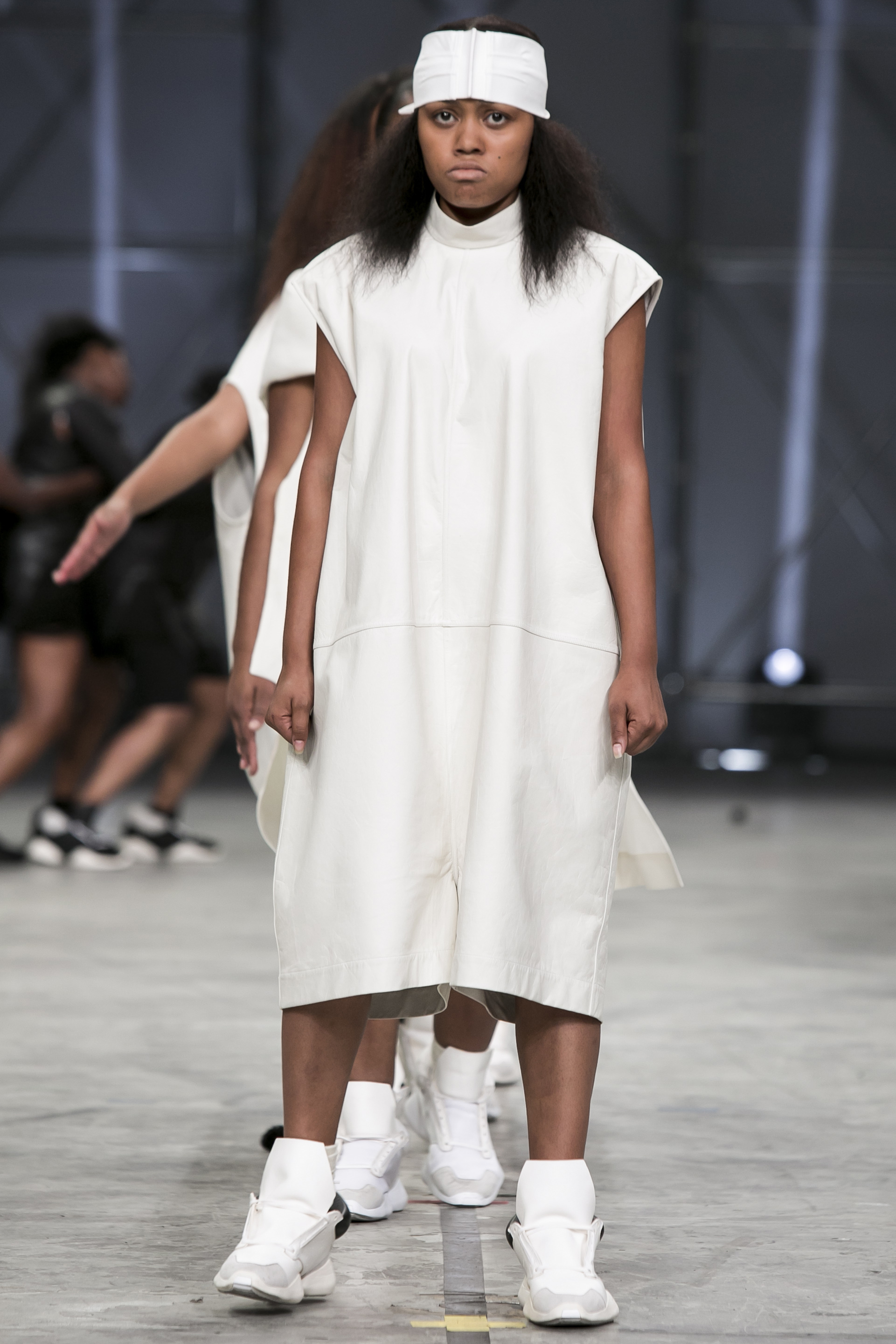 Rick owens ss14 vicious womens runway photographed by valerio